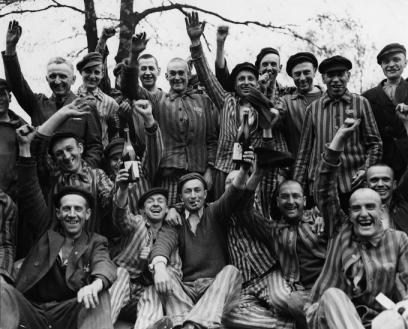 Buchenwald, 1945