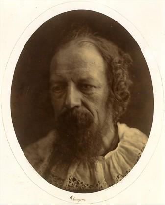 Alfred, Lord Tennyson, 1866