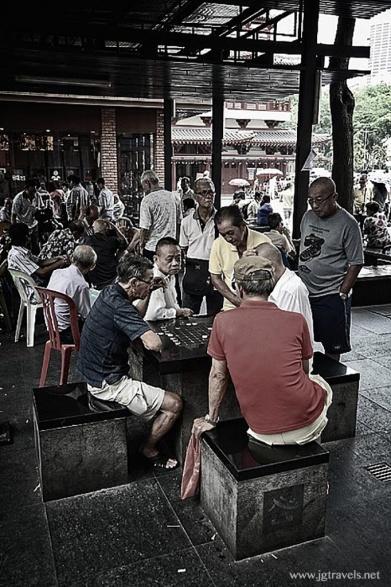 Chinatown Chess - Singapore