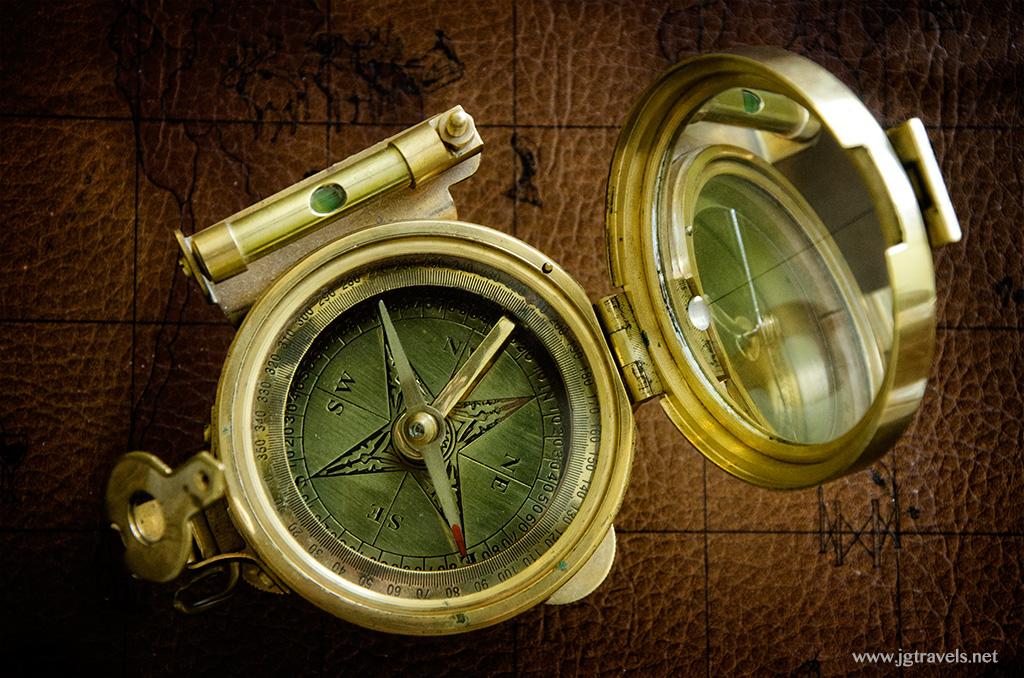 Brunton Surveying Compass