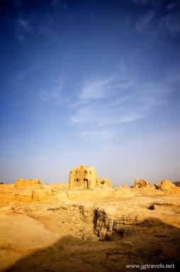 Jiaohe Ruins - Turpan, China