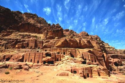 Street of Facades - Petra, Jordan