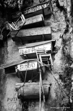 Hanging Coffins - Sagada, Philippines