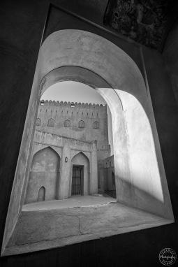 Jabreen Castle, Oman (2015)
