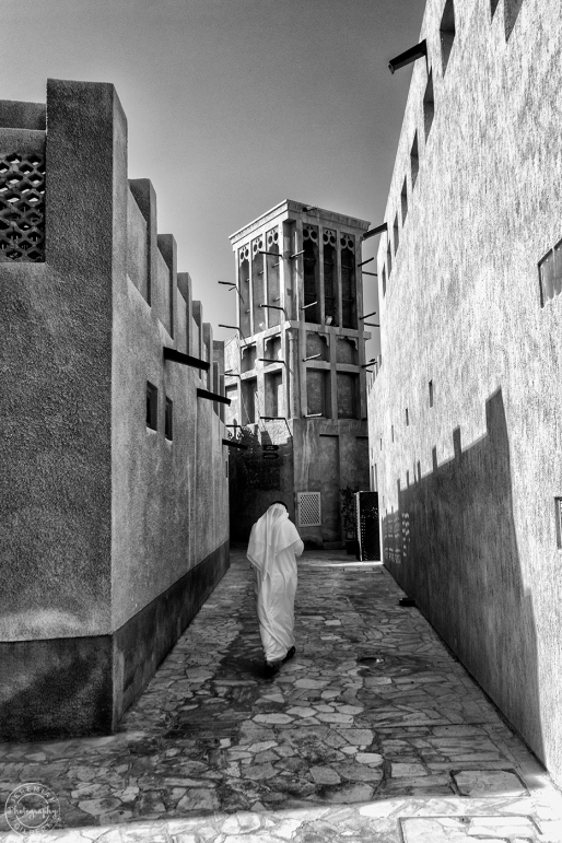 Al Fahidi Historical District, Dubai (2015)