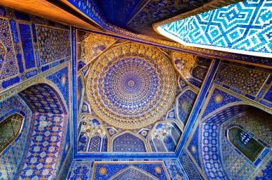 Gur-e Amir, Samarkand, Uzbekistan