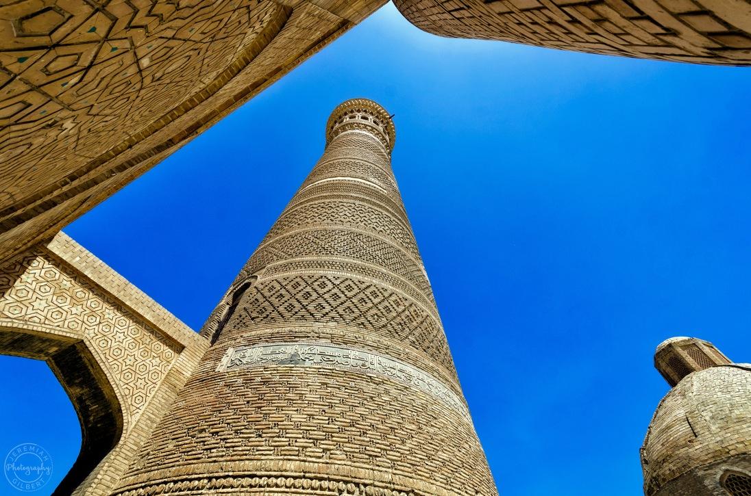 Kalyon Minar. Bukhara, Uzbekistan