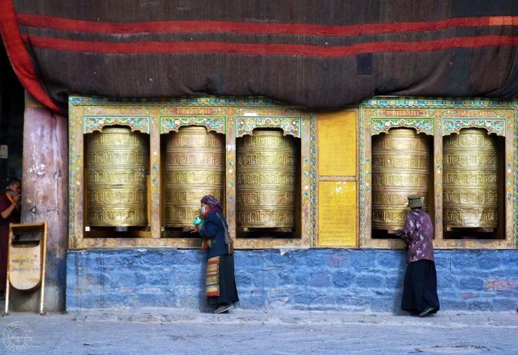 Sakya Monastery, Tibet (2006)