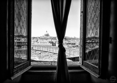Vatican View, Rome (2017)