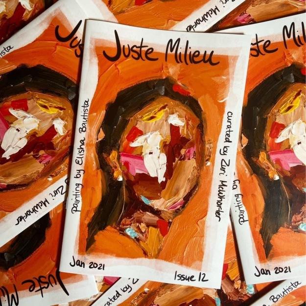 Juste Milieu Magazine - Issue 12