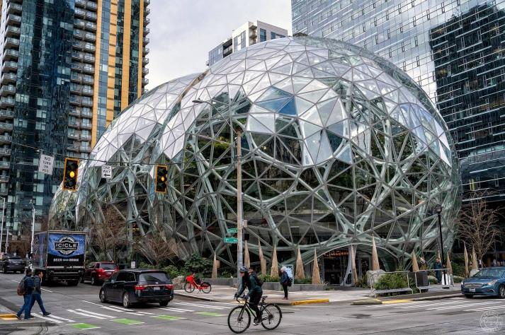 Seattle Spheres